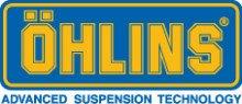 Ohlins motorbike suspension